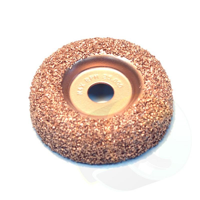 Шероховальный круг медный (50 мм) S1009