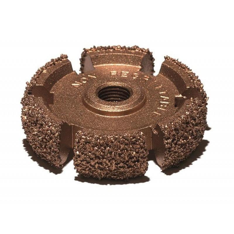 Абразивный круг 50*10 мм,зерно 36 BJ410