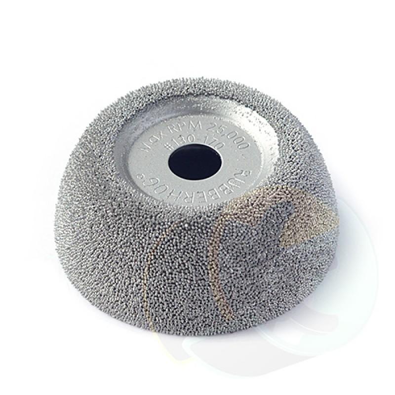Абразивная карбидная полусфера, зерно 170 RH107