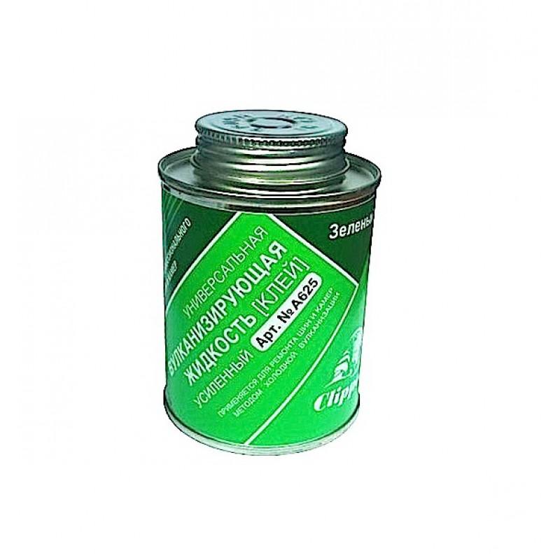 """Клей (зеленый усиленный) """"CLIPPER"""" А625 (240мл.)"""