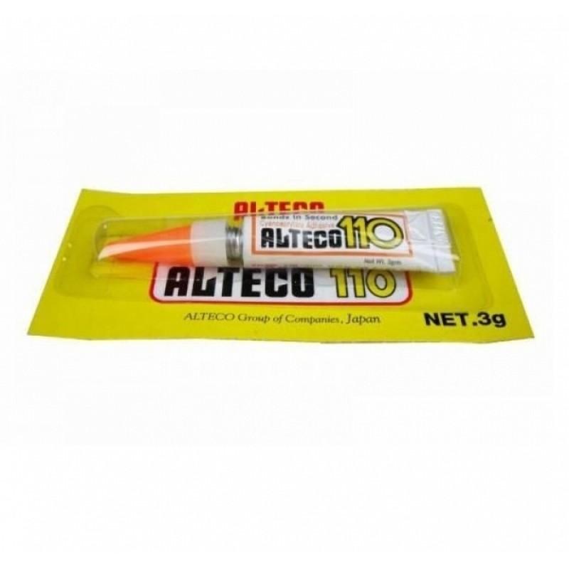Супер-клей Alteco 110  3 гр.