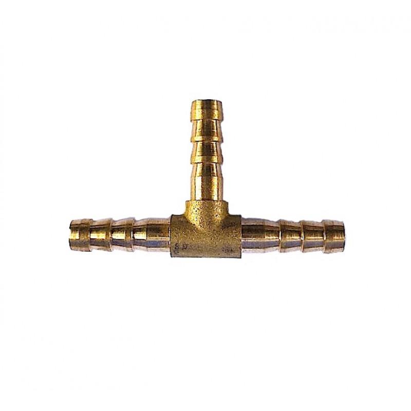 Тройник 8 мм (шланг) Р-128