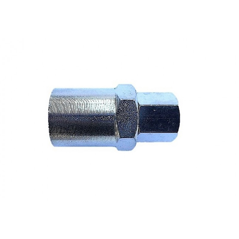 F 1/4'' с гильзой для шланга 8*17 мм A103/2