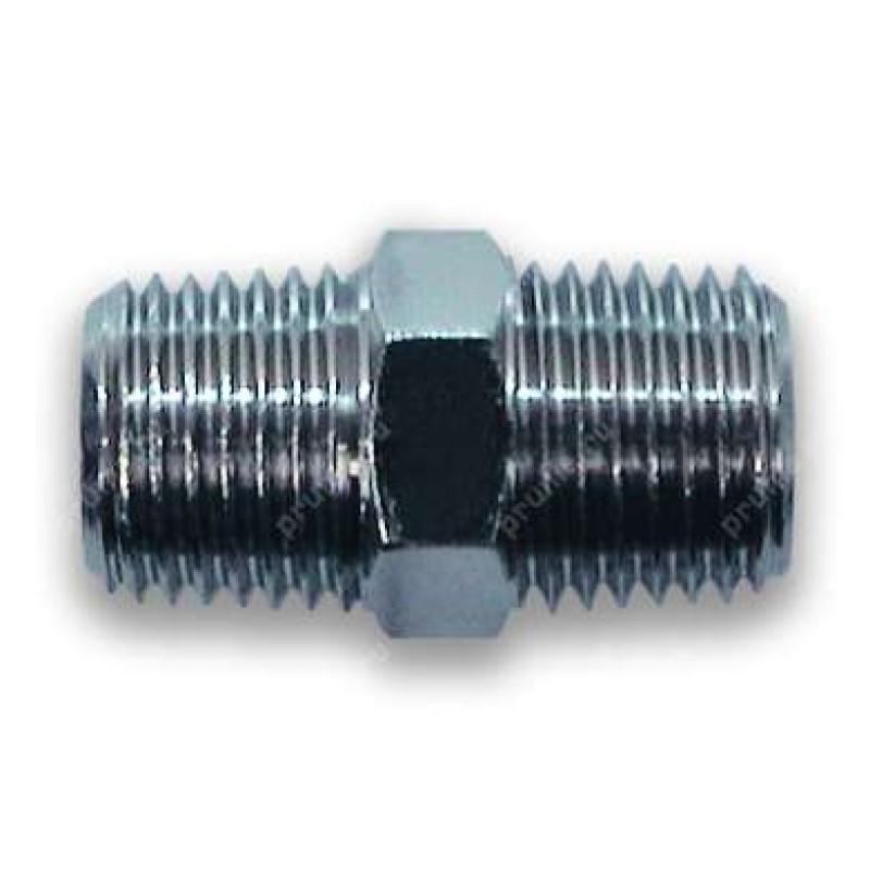 А122/10 Переходник M 1/2-M 1/2 конический