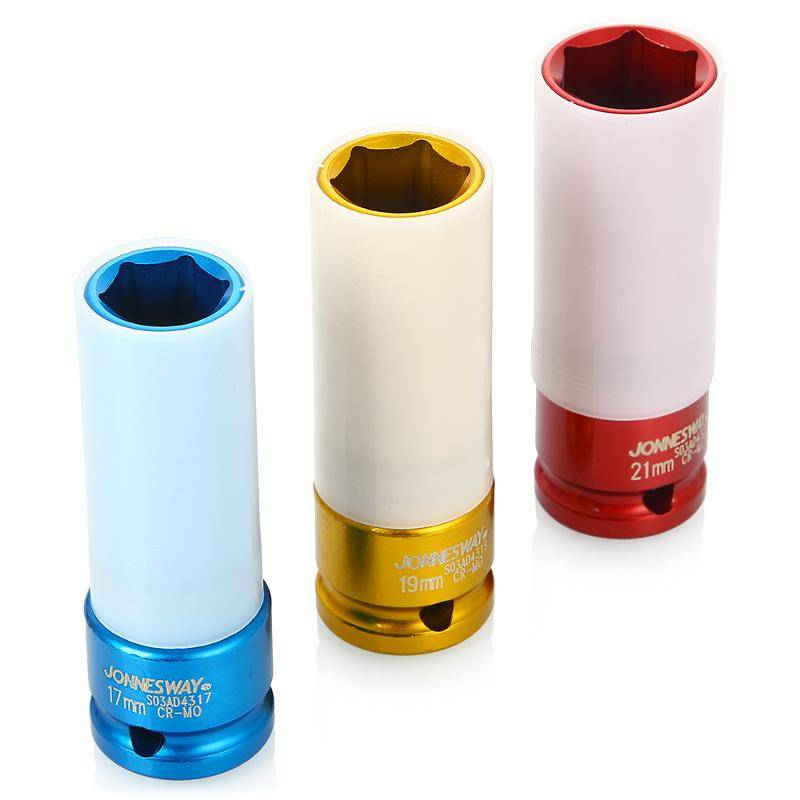 Головка торцевая тонкостенная (в пластике) 23 мм