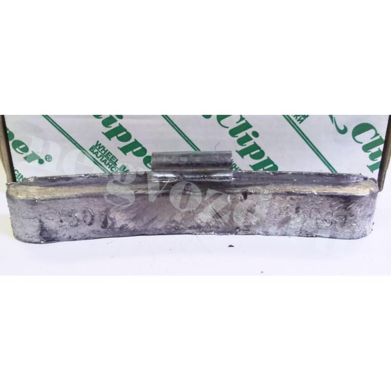 Грузовой набивной грузик по 450 грамм (5 шт.)