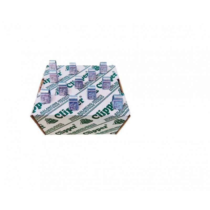 Упаковка грузиков по 5 грамм на литьё (100 шт.)