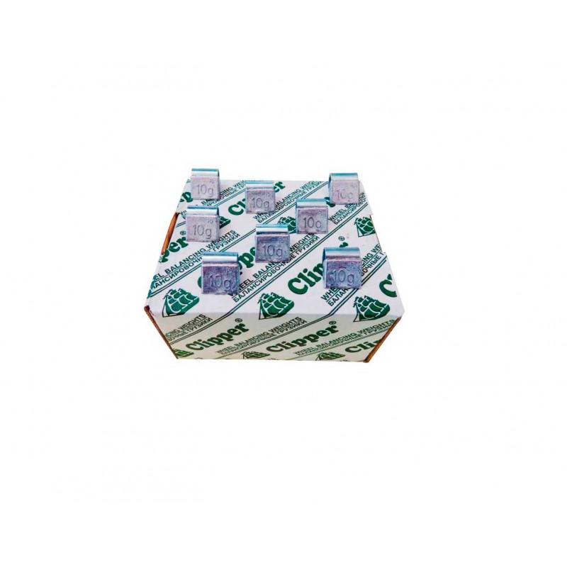 Упаковка грузиков по 10 грамм на литьё (100 шт.)