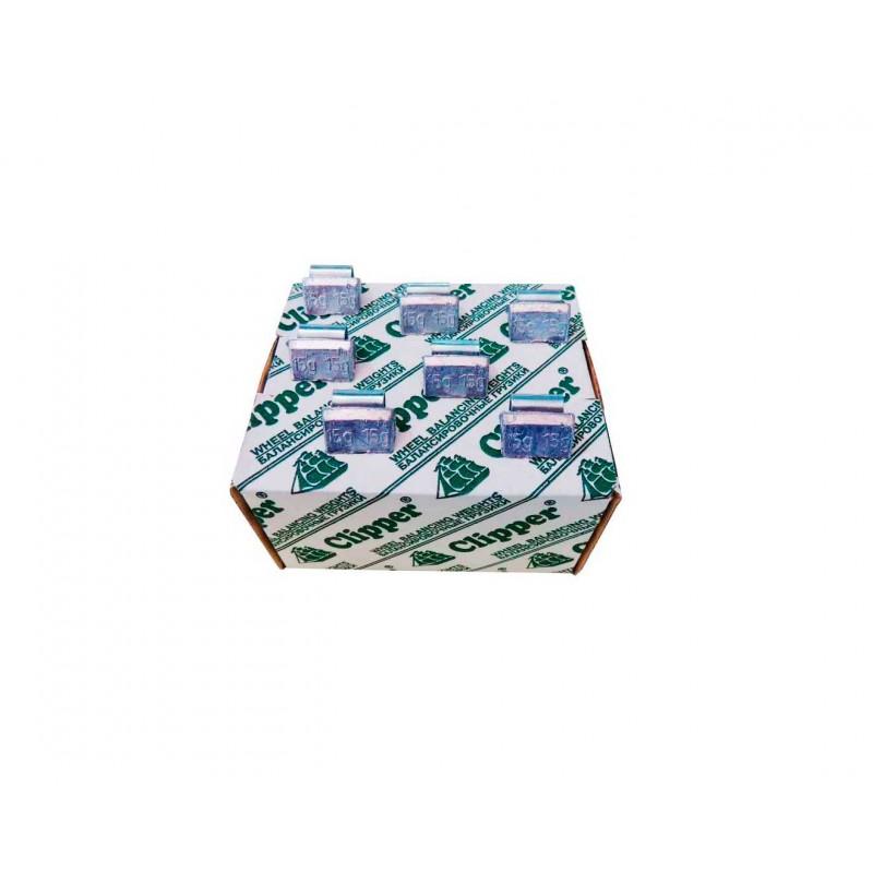 Упаковка грузиков по 15 грамм на литьё (100 шт.)