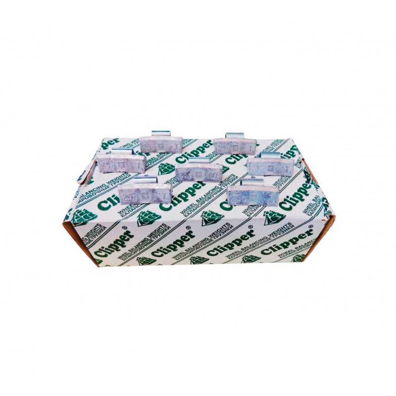 Упаковка грузиков по 25 грамм на литьё (100 шт.)