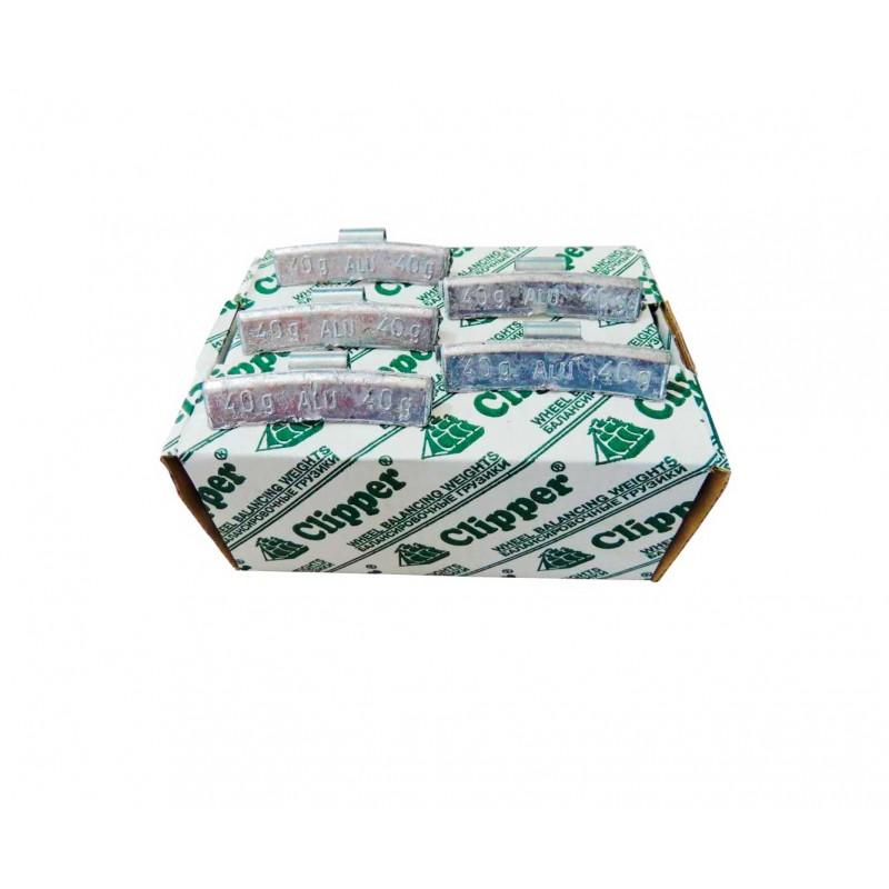 Упаковка грузиков по 40 грамм на литьё (50 шт.)