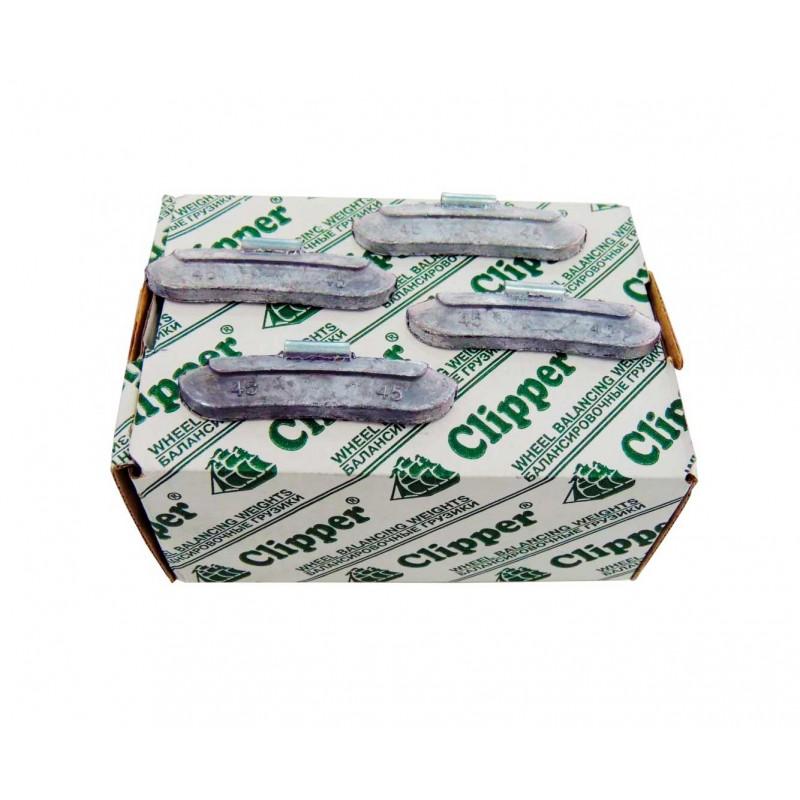 Упаковка грузиков по 45 грамм на литьё (50 шт.)