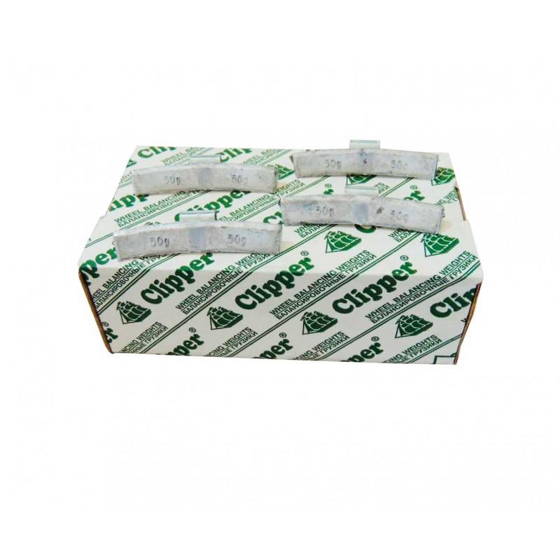 Упаковка грузиков по 50 грамм на литьё (50 шт.)