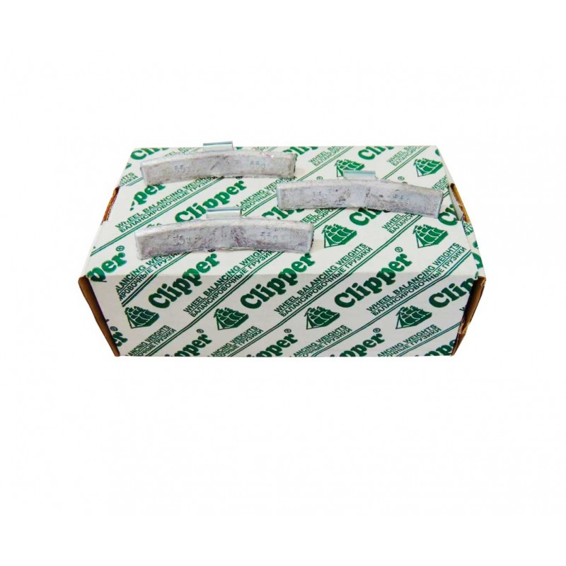 Упаковка грузиков по 55 грамм на литьё (50 шт.)