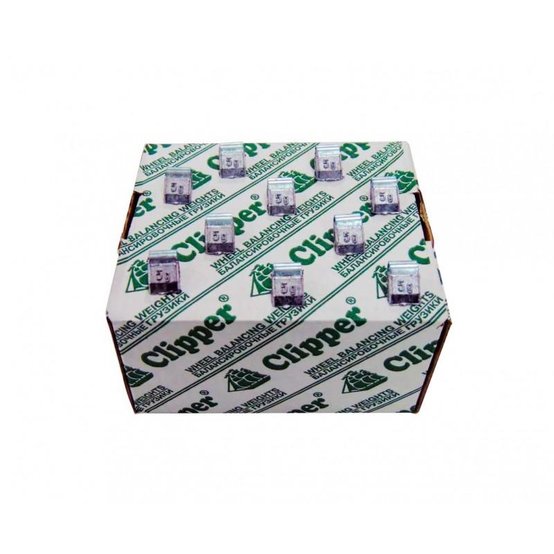 Упаковка грузиков по 5 грамм на штамповку (200 шт.)