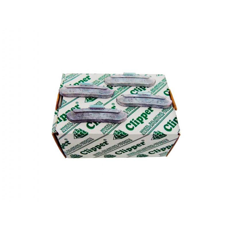 Упаковка грузиков по 45 грамм на штамповку (50 шт.)