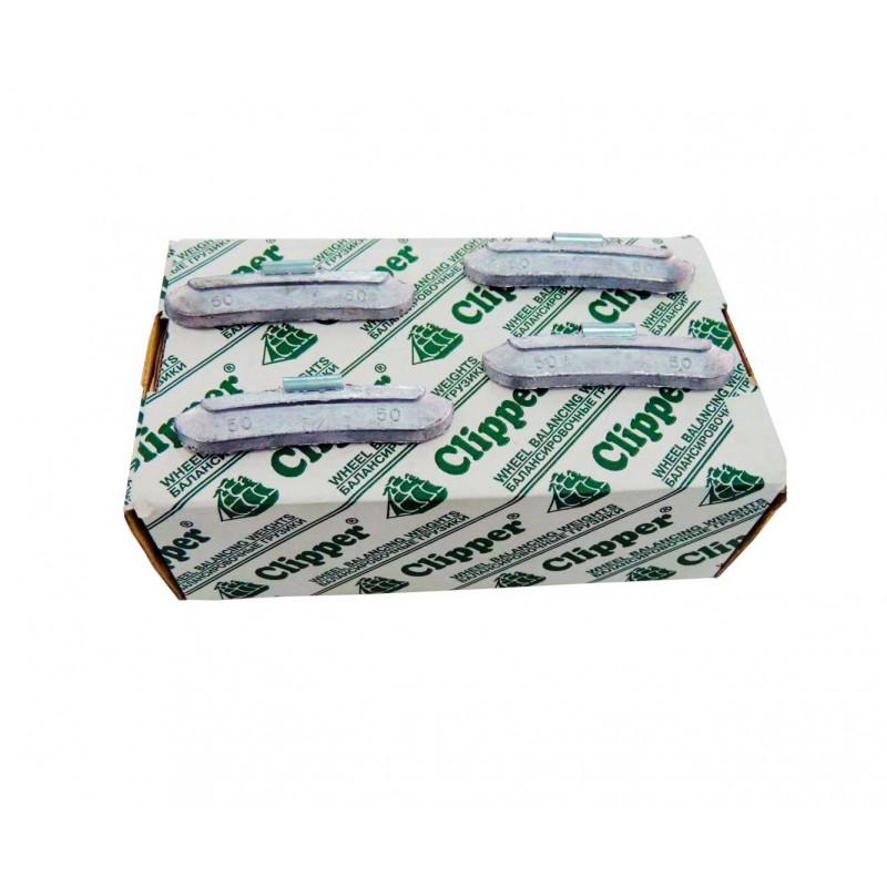 Упаковка грузиков по 50 грамм на штамповку (50 шт.)