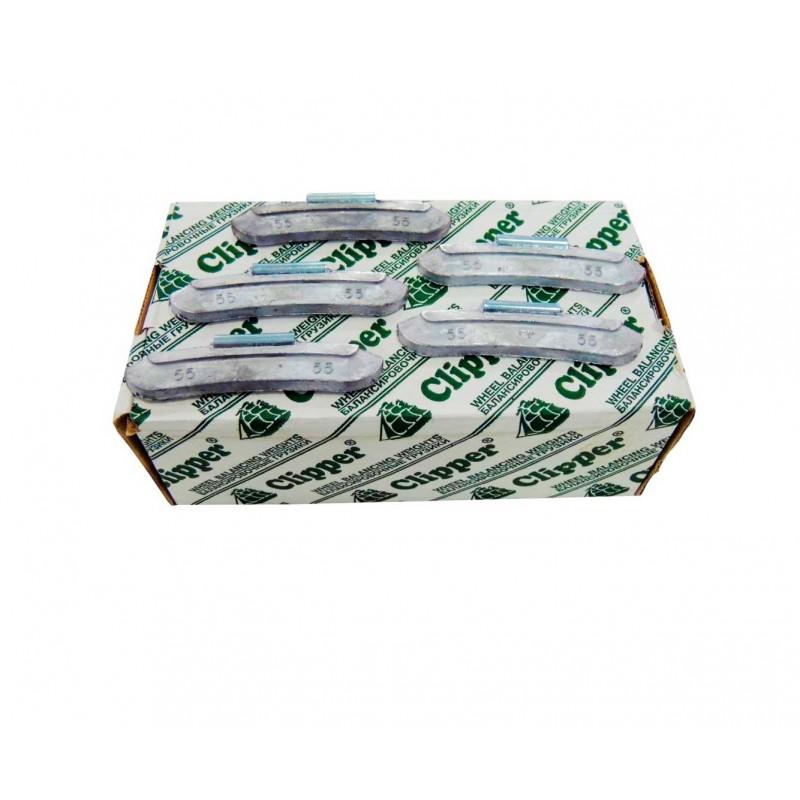 Упаковка грузиков по 55 грамм на штамповку (50 шт.)