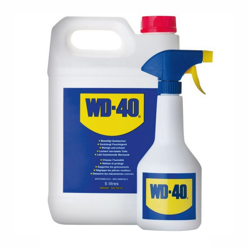 Смазка WD-40 5 л WD0011