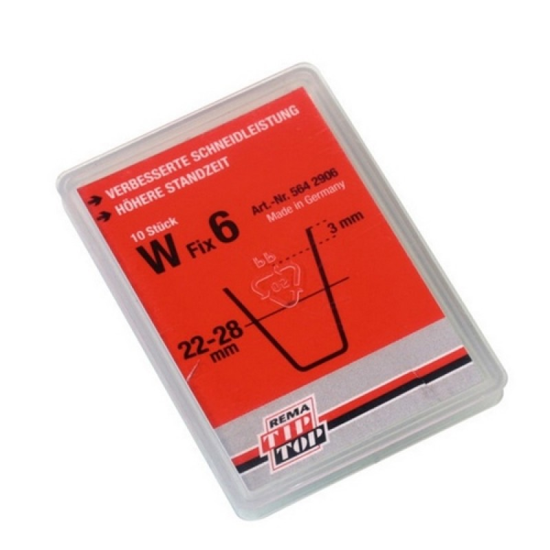Лезвия для нарезателя W6 (10 шт.) 564 2906