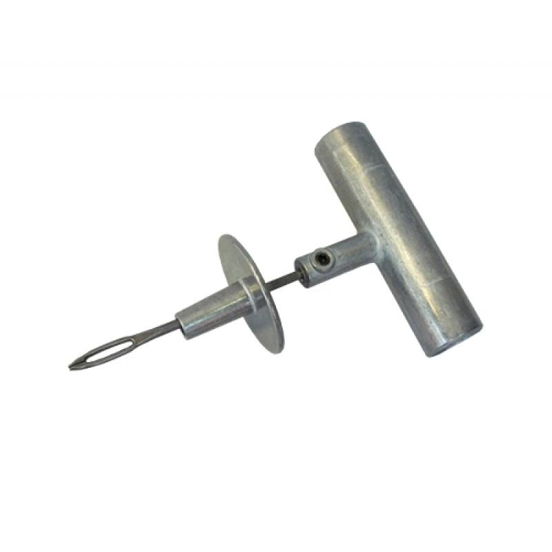 Шило для жгутов (металлическое с ограничителем) 14-217