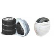 Пакеты для шин, перчатки, щётки, шипы, полотенце