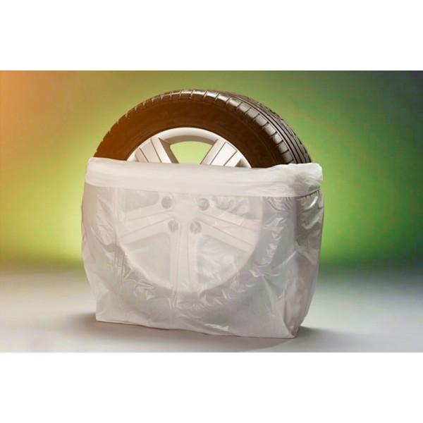 Как проверить качество шиномонтажных пакетов для перевозки и хранения шин