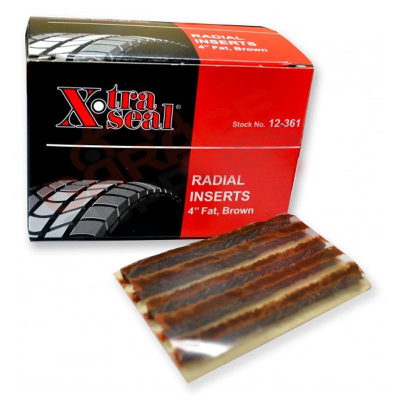 "Жгуты (коричневый) 102 мм "" X-tra SEAL"" 12 361 (50 шт.)"