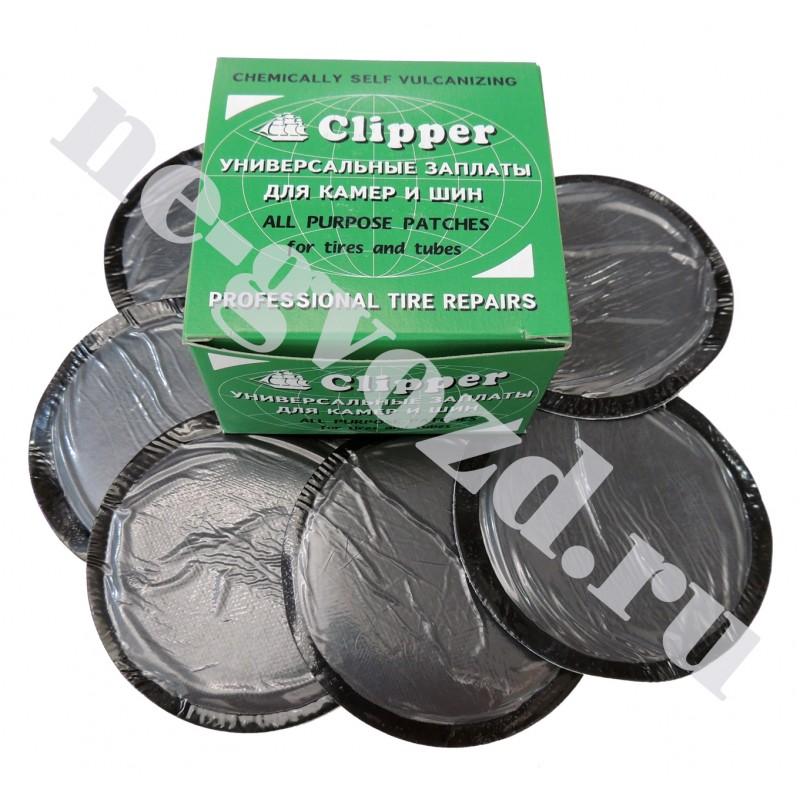 "Заплатки камерные 79 мм ""Clipper"" (20 шт.) B079"
