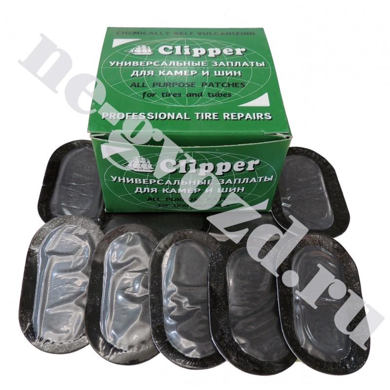 "Заплатки камерные 35*60 мм ""Clipper"" (50 шт.) B201"