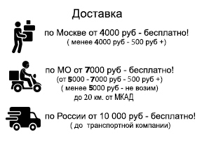 Информация о доставке